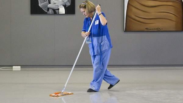 Servicio de aseo-Clean Delivery