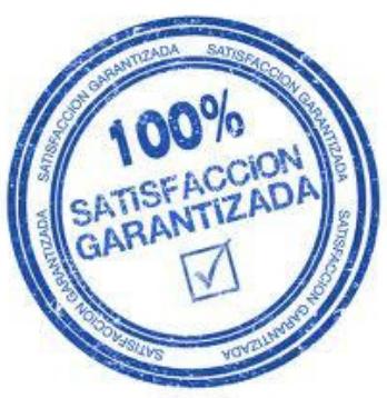 Garantia Clean Delivery Lavado de Alfombras