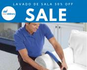 Lavado de Sala +Comedor Clean Delivery Oferta