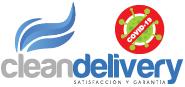 Clean Delivery-Servicio De Limpieza Logo