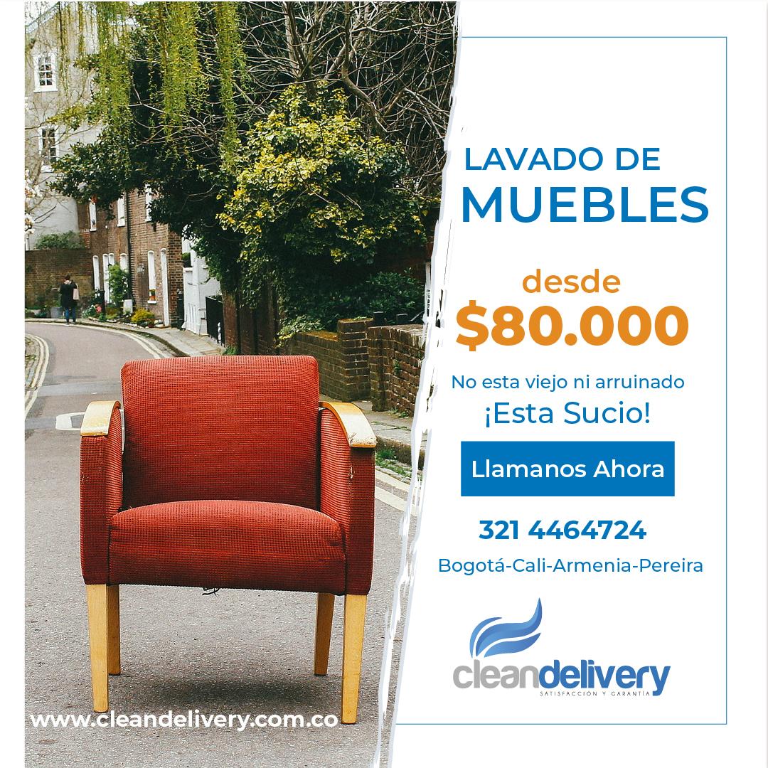 Lavado de Muebles Bogotá