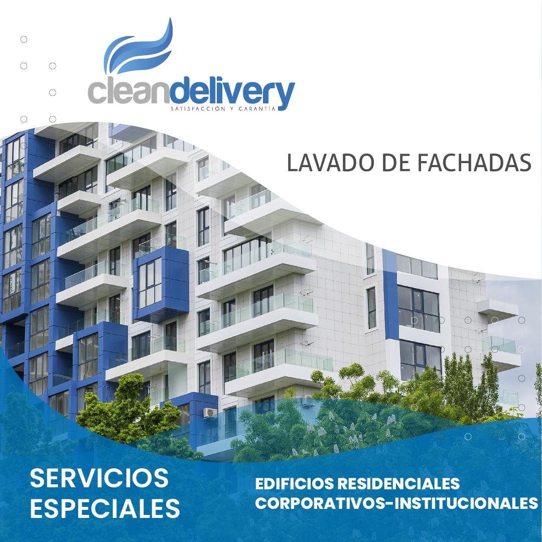 Lavado y Mantenimiento de Fachadas Villavicencio